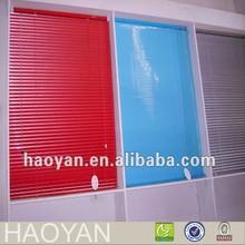 aluminium slats motorized venetian blinds