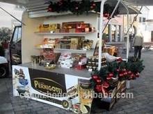 fast food vending carts/van/truck/trolley/tricycle