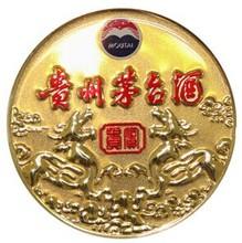 Custom metal epoxy badge, epoxy dome sticker