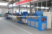 fiber machine / fiber making machine(PP/HDPE/PET/NYLON/polypropylene/ PLASTIC)