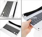 New Metal Aluminum Wireless Bluetooth Keyboard for Apple iPad Air New