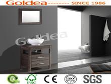 fake wooden bathroom furniture,metal bathroom vanity base