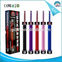 High end e hose luxury lites max vapor electronic hookah pen
