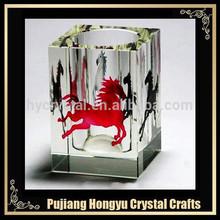 crystal pen holder innovate