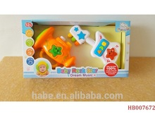 Baby Toys Funny And Cute Plastic Trumpet And Guitar