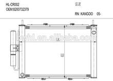 RENAULT KANGOO 03- radiator condenser 8200732379/8200267994 , Air Conditioning Condenser Manufacturer