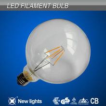 Big Globe G125 Antique Edison Style Led Light Bulb 2W/4W/6W/8W