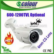 2014 Waterproof CCTV Bullet Camera,waterproof ip66 infrared varifocus bullet cctv camera case,Support P2P