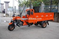 200CC, 4-Stroke Engine Type motorcycle 3 wheel