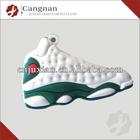 2014 Newest Soft PVC air Jordan shoe Keychain