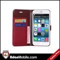 tapa de cuero funda para el iphone 6 plus ultra delgada más reciente teléfono celular caso