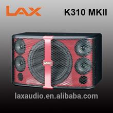 New audio pro 10inch passive speaker small mini size for Karaoke room, disco, bar, club