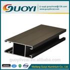 6063 T5 aluminium profile to make windows&doors