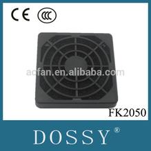factory price fan filter for toyota vitz trunk electrical panel fan filter for 50mm fan