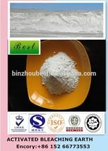 bentonita de sodio bataneros tierra para la semilla de algodón fabricante de aceite
