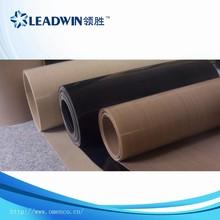 Leadwin smooth high temperature bearing ptfe coated fiberglass fabric