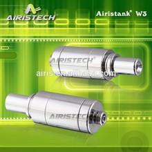 China Wholesale Airistech 2014 New Atomizer W3 Pyrex atomizer No leak atomizer W3