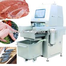 Pollo del inyector de la máquina / de inyección de solución salina salmuera inyector de la carne