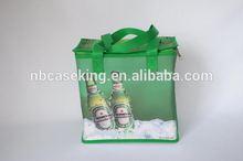 Modern most popular green cooler bag