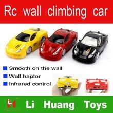 hot product mini rc car remote control wall climbing car wall climber mini car for sale