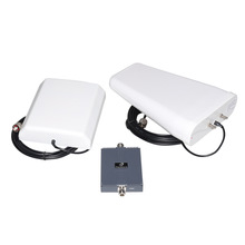 Phonetone LTE 4g 3G WCDMA 2100MHz Cell Phone Signal Booster 70db gain with ALC function Automatic Level Control