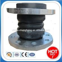 Distributor Discount Carbon Steel Double Sphere Flange Rubber Flexible Joints