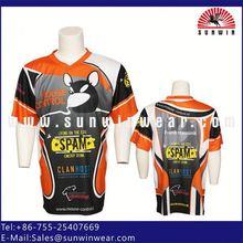 no minimum order cheap custom new design casual comfortable fashion bamboo custom t shirt