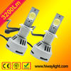 High quality!!!H1 H7 H4 H13 9004 9005 motorcycle led headlight for Harley cree led headlight