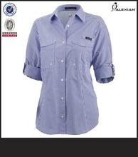elastic waist blouse