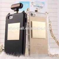 OEM luxury perfume case for iphone 6 perfume bottle case