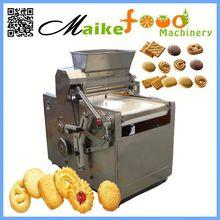 stainless steel 100-180 kg per hr cookie press machine