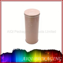 Metal tin box for candy,round metal tea tins,metal tin box with lids