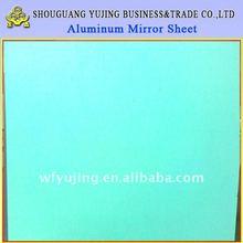 Top quality vacuum coating float glass aluminum mirror