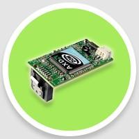 flash dom 7 pin 512MB horizontal external power for CVR