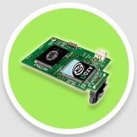 memory module 7 pins 64GB horizontal -40 to 85 'C for Firewall