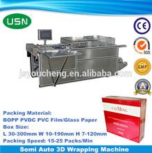 Cheap Semi automatic shrink wrapping machine