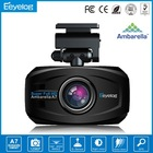 car black box camera 1296P Ambarella A7 3.0inch G-sensor GPS