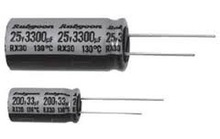 Capacitors 330UF 200V 0.5% 1% 5% tolerance SMD DIP aluminum electrolytic capacitor
