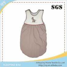 IVY Hot Sale Super Soft baby Sleeping Bag nylon 1 tog baby sleeping bag