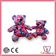 ICTI SEDEX factory lovely animal cheap custom cute stuffed toy teddy bears