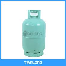 Different Types 12.5KG Lpg Gas Cylinder Manufacturer for Africa