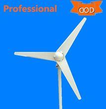 Hot Selling 1KW horizontal Wind Turbine Rotor Design Maglev Wind Turbine wind turbine in italy