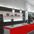 Nouveau design lanfu led lampes suspendues pour salle à manger