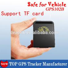 mini gps tracker tk102-2 gsm/gprs vehicle tracking system with platform