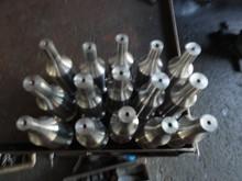 2014 hangzhou tongkuai newest design CNC mould blades v shearing Round blades