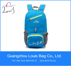 hiking sport bag,backpack with many pockets,top quality student sports backpack