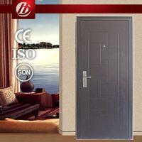2014 High Quality Hot Sale With Competitive Price 9 lite glass insert steel door,oversize exterior door,Steel exterior doors