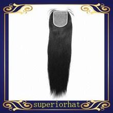 5A grade cheap peruvian human remy hair lace closure