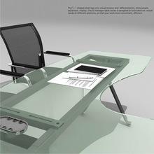 OEM Design antique solid wood office/home computer desk