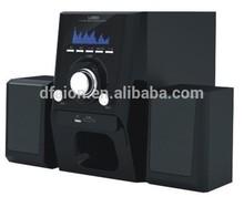 light weight medium size technics home theater (S-2124)